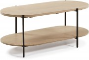 Salontafel - Palmia - 55 x 110 x 45 - Natural - Kave Home