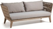 Tuin Lounge Bank 3-zits - Belleny - Beige - Kave Home