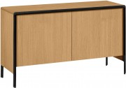 Kave Home - Dressoir - Nadyria - 140 x 45 x 82 - Naturel
