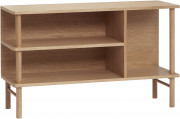 Dressoir open - 881104F - 110 x 38 x 67 cm - Naturel