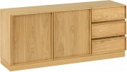 Kave Home - Dressoir - Taiana - 160 x 42 x 68 - Naturel