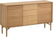 Dressoir - Lenon - 152 x 45 x 86H cm - Naturel - Kave Home