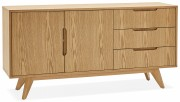 Dressoir - TRAA - NATURAL - Kokoon Design